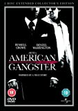 American Gangster - 2 Disc Extended Collector's Edition Steel Book [2007] [DVD]