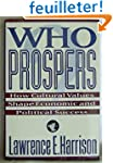 Who Prospers?: How Cultural Values Sh...