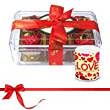 Valentine Chocholik Luxury Chocolates - Delicious Choco Treat For Your Loved With Love Mug