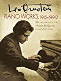 img - for Piano Works, 1913-1990 (Dover Music for Piano) book / textbook / text book