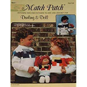 Cabbage Patch Doll Pattern Kids and Family - Shopping.com