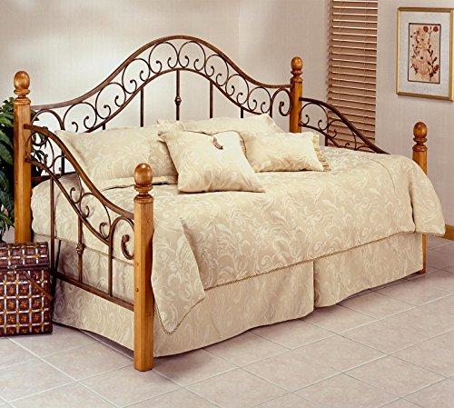 Hillsdale Furniture- -Twin San Marco Dbd Spr Cpr/Pine front-937535