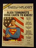 img - for Daily Planet: Special Superman II Edition by Daily Planet (1981-10-01) book / textbook / text book