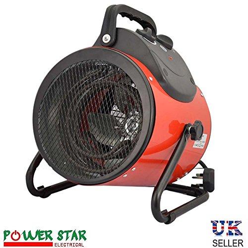 Lftung-Ventilator-3KW-Industriell-Elektrischer-Ofen-Wasserfest-Geschftlich-Garage-Werkstatt