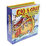 God Is Great: He Always Keeps His Promises (Lift and Look Board Books)