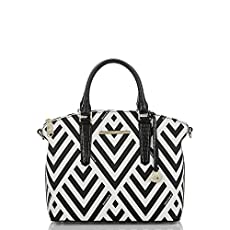 Duxbury Satchel<br>White Valle