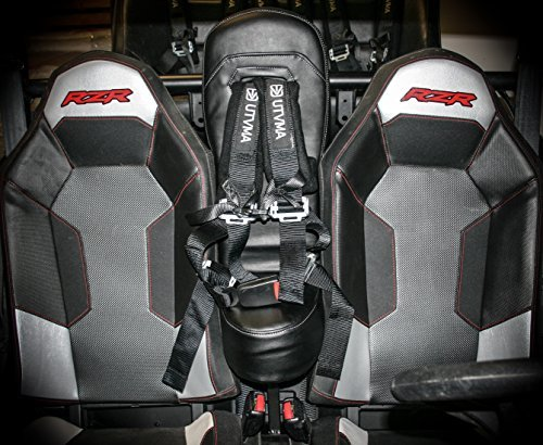 2014-2015 Polaris RZR XP 1000 and RZR 4 XP 1000 Front or Rear MIddle (Bump) Seat by UTV Mountain (2014 Razor 900 Xp compare prices)