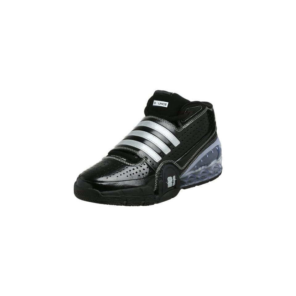 new concept 75bc3 36528 adidas Mens TS Bounce Commander Basketball Shoe,Black Silv (Duncan),6.5