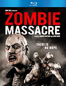 Zombie Massacre [Blu-ray]