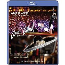 Altos De Chavon: Los Dos Conciertos [Blu-ray]