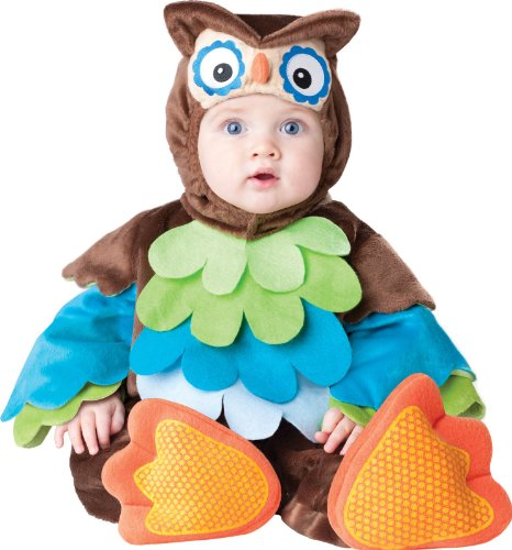What A Hoot Toddler Costume Size 6-12months