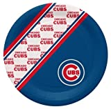 Chicago Cubs Disposable Paper Plates
