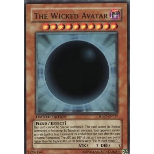 Amazon.com: Yugioh JUMP-EN017 The Wicked Avatar