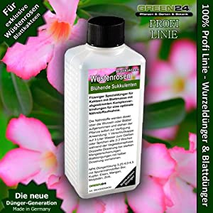 Adenium Feed (the desert rose) - Liquid Fertilizer HighTech NPK, Root