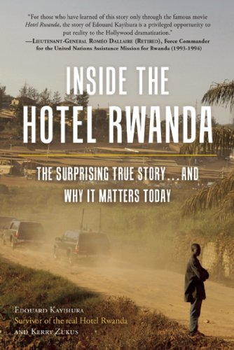 A comparison of an ordinary man and hotel rwanda