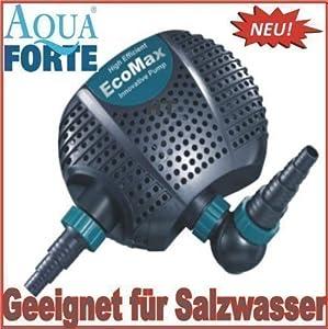 ECOMAX O10000 Plus Pumpe Filterpumpe Teichpumpe 85W 10.000L/h max.5m  HaustierÜberprüfung und weitere Informationen