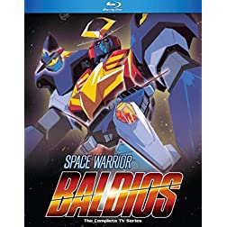 Space Warrior Baldios The Complete TV Series [Blu-ray]
