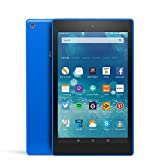 Fire HD 8, 8'' HD Display, Wi-Fi, 8 GB (Blue) - Includes Special Offers