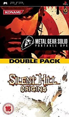 Metal Gear Solid Port.Ops/Silent Hill Or.Double P. (PSP)