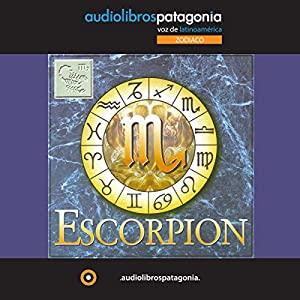 Escorpion Audiobook