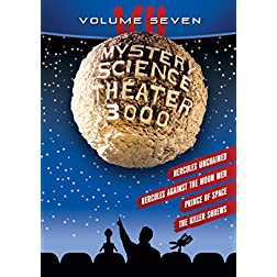 Mystery Science Theater 3000: Volume VII