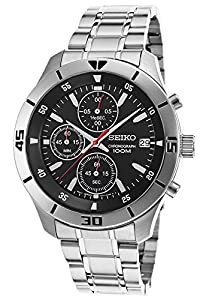 Seiko SKS401P1 Mens Watch Chronograph