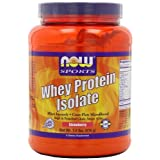 Now Foods Whey Protein Isolate, Strawberry, 1.8-Pounds