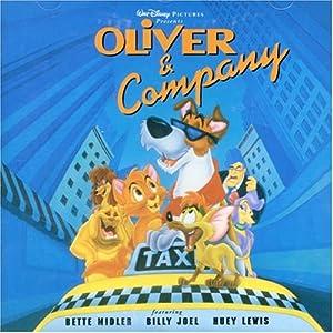 Oliver & Company (Soundtrack)