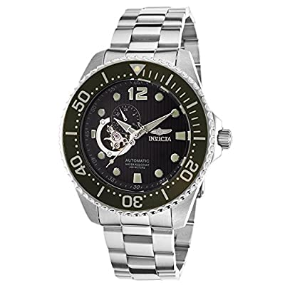 "Invicta Men's 15390 ""Pro Diver"" Stainless Steel Watch"
