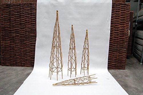 gardenpalms rankhilfe bambus pyramide pflanzen. Black Bedroom Furniture Sets. Home Design Ideas