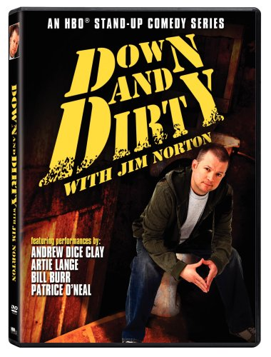 Cover art for  Down and Dirty with Jim Norton