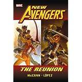 New Avengers: The Reunion ~ Jim McCann