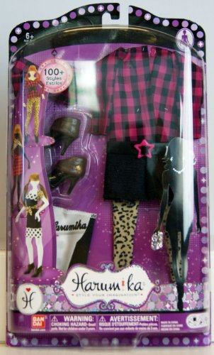Harumika Clothing Outfit Accessory Style Set #30674 - 1