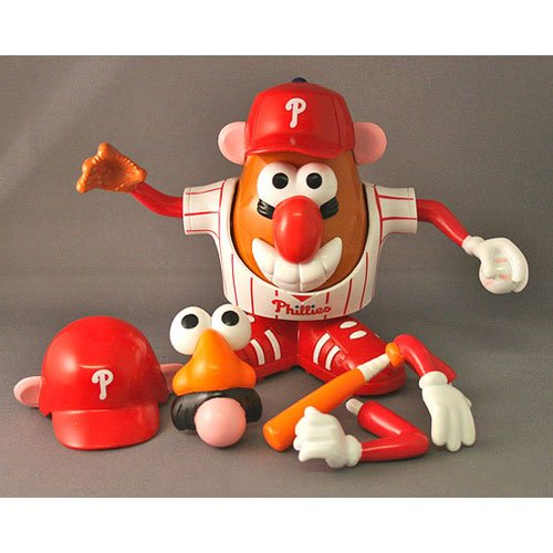 MLB Philadelphia Phillies Mr. Potato Head at Amazon.com
