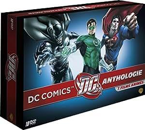 DC Comics Anthologie - 7 films animés [Édition Limitée]