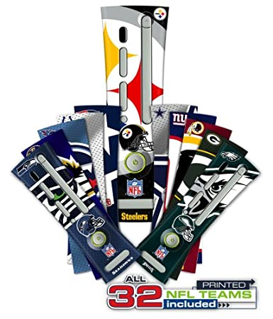 Xbox 360 NFL Interchangeable Faceplate