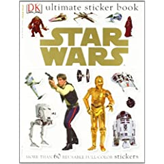 Star Wars Classic (Ultimate Sticker Books)            Paperback                                                                                                                                                                                                                                                                                                                                                            by                                                                                                                                                                                                                                                                                                                                                                                                                                                                                                                          DK                                                                  (Author)