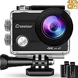 Action Camera Crosstour 4K WIFI Ultra HD Waterproof 2