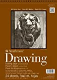 Strathmore 400 Series Drawing Paper Pad - 8 x 10 Inches