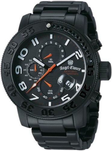 Angel Clover (エンジェルクローバー) 腕時計 Sea Cruise シークルーズ ブラック SC46BBW メンズ