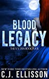 Blood Legacy: Adult Urban Fantasy (The V V Inn Book 4)