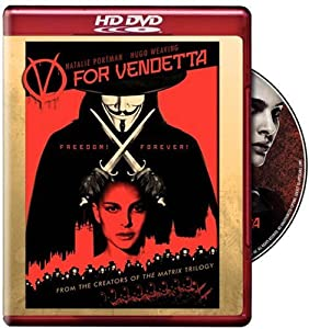 V for Vendetta [HD DVD]