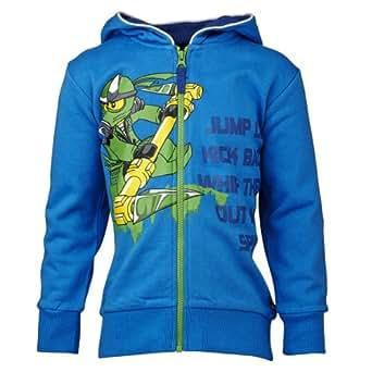 Lego wear - ninjago - t-shirt - garçon - bleu (blue) - 6 ans