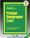Principal Stenographer (Law)(Passbooks) (Career Examination Opportunities)