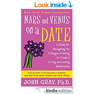 5 stages dating john gray Mars and venus on a date a guide for navigating the 5 stages of dating to create a loving and lasting relationship john gray, phd.