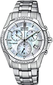 Citizen Ladies Sport Chronograph Eco-Drive FB1250-52D