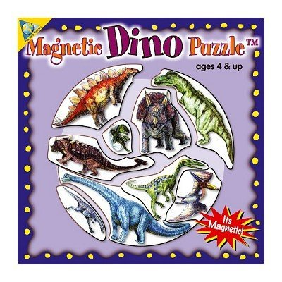 Mini Magnetic Dino Puzzle [Toy] - 1