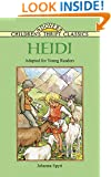 Heidi: Adapted for Young Readers (Dover Children's Thrift Classics)