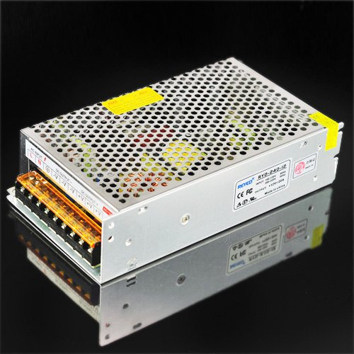 12V 20A 240W Switching Power Supply Driver For Led Strip Light