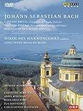 Bach: Magnificat;  Cantatas (Cantatas Bwv 61; 147; Magnificat) [DVD] [2010] [NTSC]